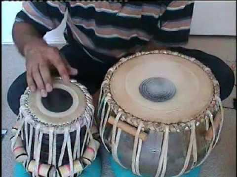 Tabla Tuning Lesson