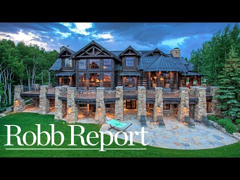 Luxury Colorado Ranch With Its Own Saloon and Private Ski Slope | Robb Report
