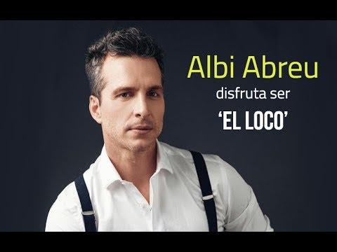 Entrevisa con Albi Abreu, actor de 'La querida del centauro'
