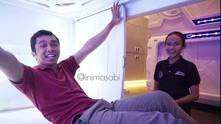 Video Akhirnya Jakarta Punya Hotel Kapsul dan JAUH LEBIH CANGGIH !!!! MP3, 3GP, MP4, WEBM, AVI, FLV Mei 2019