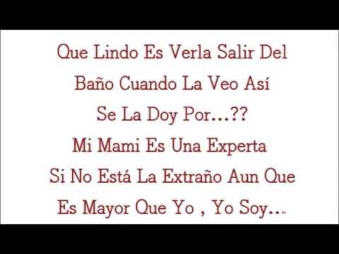 El Nene La Amenaza   Sin Maquillaje Letras Lyrics