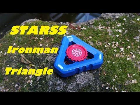 Starss Ironman Spinner