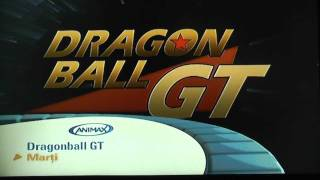 DRAGON BALL GT animax ROMANIA PROMO ~ FULL HD RECORDING by GojiitaAF
