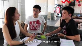 NUS LAM1201 AY14/15 Semester 2 Group Members: AJ Quek, Grace Tan & Desmond Lim Tutorial Group A1 Cikgu Jamal.