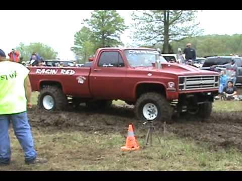 HOT Big Block Chevy 4WD Trucks