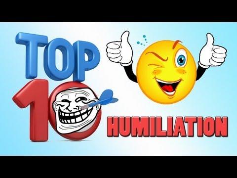 TOP 10 HUMILIATION | Saison 2 , Ep.28 présenté par SkyRRoZ (видео)