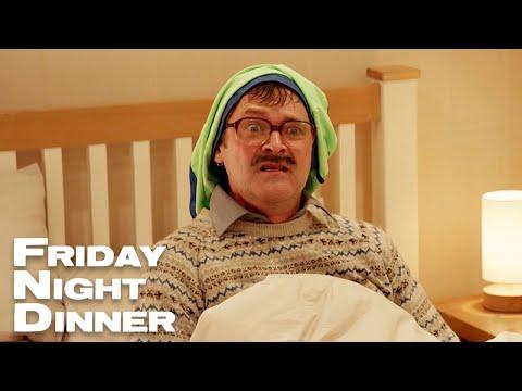 Jim's Sleepwalking   Friday Night Dinner