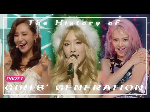 SNSD Special PART 2★100 MINS from IGAB to HOLIDAY era★ - Thời lượng: 1:40:46.