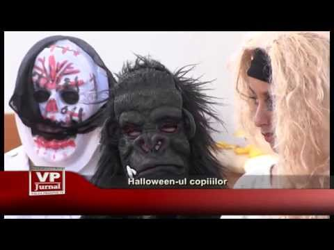 Halloween-ul copiilor