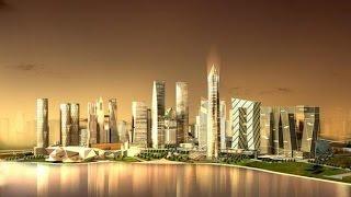Gandhinagar India  City new picture : 1080p | GIFT CITY Gandhinagar, Gujarat, India _ Fling trip _ $$007