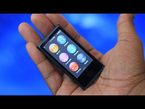 ipod video - Netflix: http://netflix.com/soldier In this video, I review the latest 7th generation Apple iPod Nano. Apple decided to switch up the design again and make t...