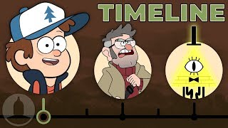Video The Complete Gravity Falls Timeline | Channel Frederator MP3, 3GP, MP4, WEBM, AVI, FLV Maret 2019
