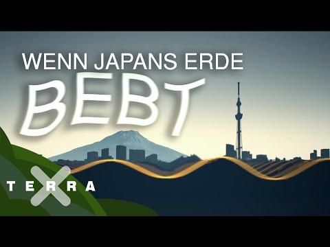 So bereitet sich Japan auf Erdbeben vor
