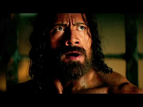 clip - Watch a scene from the Brett Ratner-directed epic starring Dwayne Johnson.
