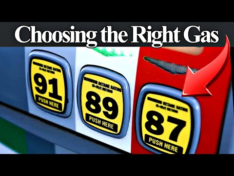 Must Watch Before Putting Premium Gas In Your Car - Premium Gas vs Regular