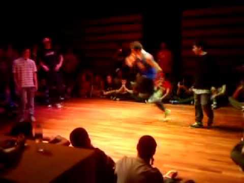 4 edicin de 'A ras del suelo--Tito Africa & Die-go vs Chey y V.O'.wmv (видео)