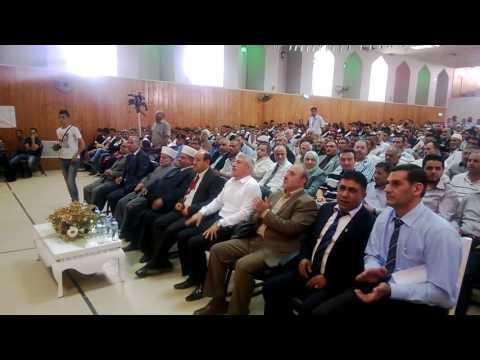وصلة موسيقية في حفل تخريج فوج القدس