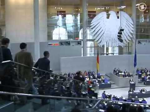 Regierungserklärung: Gerhard Schröder am 14.03.2003 z ...