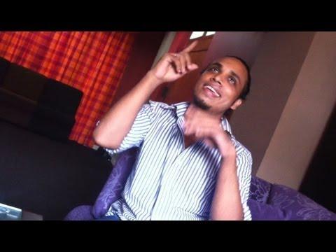 Interview with Lahiru Madivila about his 1st Music Video Kalu Monara