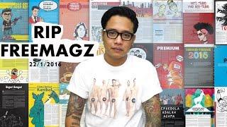 Video Gofar Hilman   RIP Freemagz! MP3, 3GP, MP4, WEBM, AVI, FLV Juli 2018