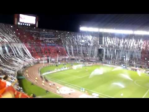 River vs atl. Nacional - final sudamericana - Los Borrachos del Tablón - River Plate
