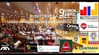 II Congresso Nacional de Condomínios | 9 Abril | Lisboa