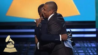 Jay Z And Justin Timberlake Win Best Rap/Sung Collaboration   GRAMMYs