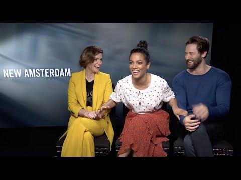 New Amsterdam season 2: Cast take the Quickfire Medical Quiz