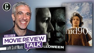 Halloween & mid90s Reviews - Movie Review Talk with Scott Mantz by Collider