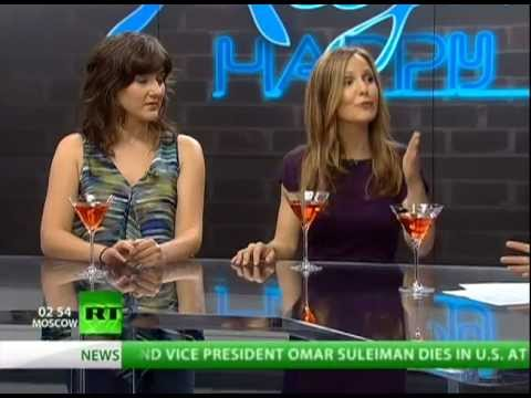 Alyona - Tonight Alyona is joined by comedian Mariya Alexander and The Host of the Financial Check Up Lauren Lyster. They discuss a man who got naked to go through TS...
