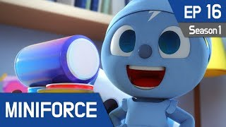 Video MINIFORCE Season 1 Ep16: Battle with Vacuum Mechamon MP3, 3GP, MP4, WEBM, AVI, FLV Juli 2018
