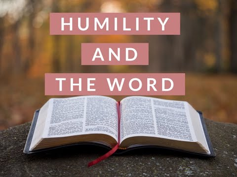 Humility and the Word // Revealing the Truth featuring Robert Hotchkin