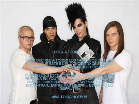 TOKIO HOTEL'EN VIVO-HUMANOID-CONCIERTO/MTV'WORLD STAGE/2009