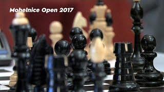 Šachový turnaj Mohelnice Open 2017