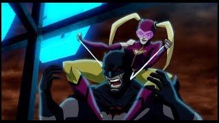Batman VS. Yo-Yo Girl