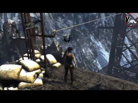 Let's play Tomb Raider 2013 - Mode difficile - Ep. 7 (Ps3)