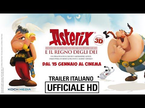 Asterix e il regno degli dei
