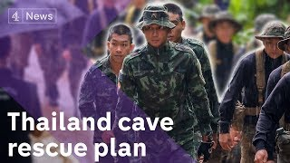 Video Thailand cave rescue: how to get them out? MP3, 3GP, MP4, WEBM, AVI, FLV Februari 2019
