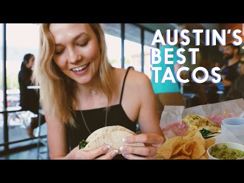 24 Hours in Austin | Karlie Kloss