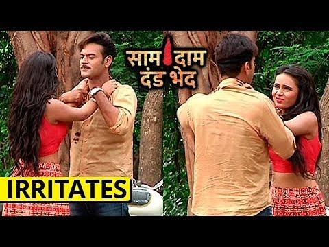 Mandira IRRITATES Vijay After BREAK UP | Saam Daam
