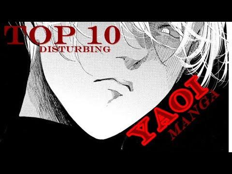 TOP 10 Disturbing YAOI Manga