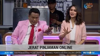 Video HOT ROOM - Hotman Paris on Metro TV - Jerat Pinjaman Online MP3, 3GP, MP4, WEBM, AVI, FLV Mei 2019