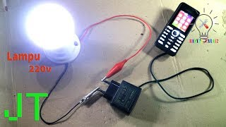 Video Cara Menyalakan Lampu 220v dengan Baterai 3v.// JT Sederhana. MP3, 3GP, MP4, WEBM, AVI, FLV September 2018