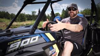 8. RZR S 900 vs Wildcat Sport