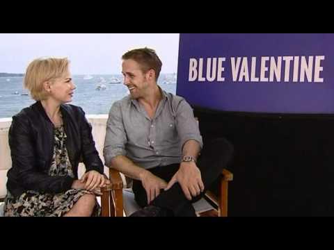 Ryan Gosling and Michelle Williams interview on Blue Valentine