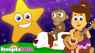 Twinkle Twinkle Little Star | Plus Many More Baby Songs and Rhymes by HooplaKidz Video