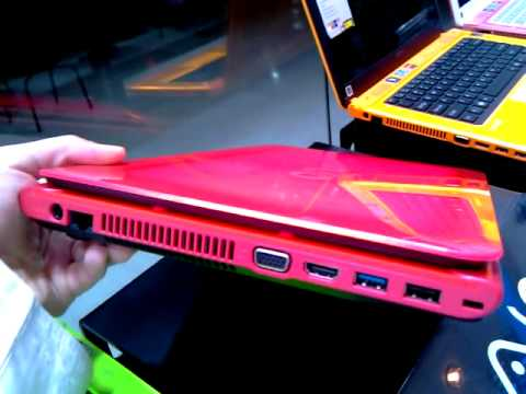 Sony VAIO C Series red color  VPCCA15FG/R