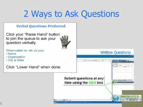 NSP Open Forum Q&A with HUD Staff Webinar – 6/7/11