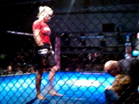 Ronda Rousey Amateur MMA Debut