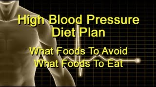 Certain foods raise your blood pressure - we all know that. But when you ask someone exactly which foods lower blood pressure and which ones increase it, man...